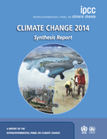 IPCC, 2014: Climate Change 2014: Synthesis Report. Contribution of Working Groups I, II and III to the Fifth Assessment Report of the Intergovernmental Panel on Climate Change [Core Writing Team, R.K. Pachauri and L.A. Meyer (eds.)]. IPCC, Geneva, Switzerland, 151 pp.