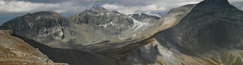 De Glarus Thrust breuk, Zwitserland