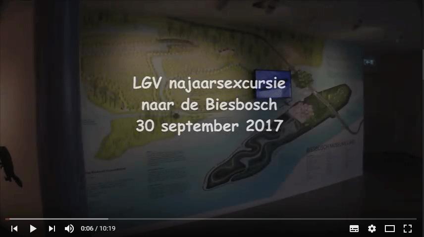Najaarexcursie Biesbos - sep. 2017 - LGV