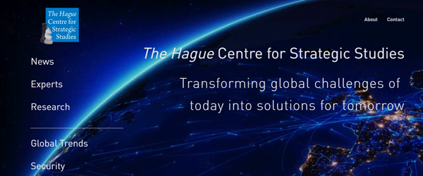 HCSS - the Hague Centre for Strategic Studies